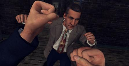 Así lucirá <em>L.A. Noire: The VR Case Files</em>