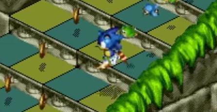 Éste es el trailer de presentación de <em>Sonic 3D Blast DX</em>