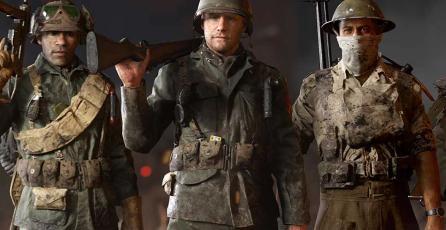 <em>Call of Duty: WWII</em> se atrinchera en la lista de ventas de Reino Unido