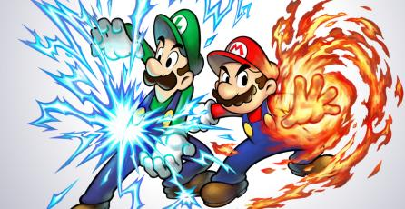 <em>Mario &amp; Luigi Superstar Saga + Bowser's Minions</em>