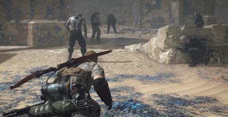 Konami libera nuevo gameplay de <em>Metal Gear Survive</em>