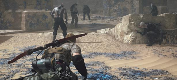 Konami libera nuevo gameplay de <em>Metal Gear Survive</em>