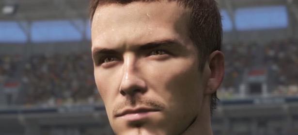 David Beckham llegará en el próximo update para <em>PES 2018</em>