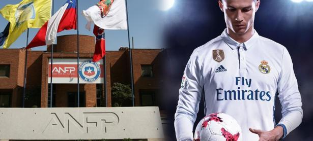 ANFP confirma Liga Oficial de <em>FIFA 18</em> con equipos de primera división