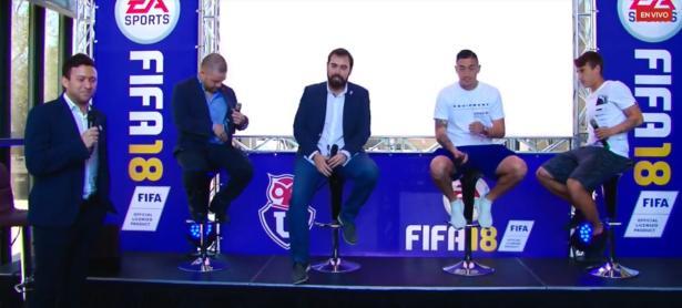 <em>U de Chile</em> buscará a su títular de <em>FIFA 18</em> por todo el país