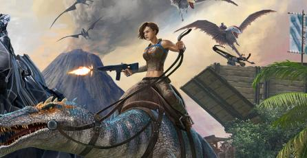 Hay posibilidades de ver <em>ARK: Survival Evolved</em> en Switch