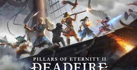 Comparten video con gameplay de <em>Pillars of Eternity II: Deadfire</em>