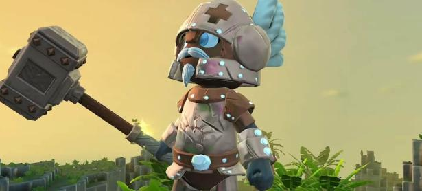 <em>Portal Knights</em> llegará a Switch la próxima semana