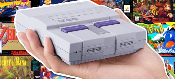 SNES Classic Edition venció en ventas a PS4 y Xbox One durante octubre en EE.UU.