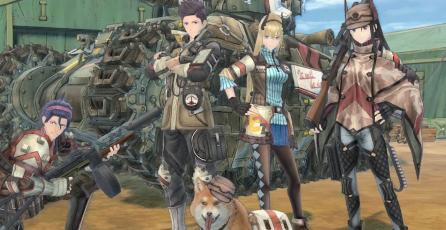 SEGA revela <em>Valkyria Chronicles 4</em>