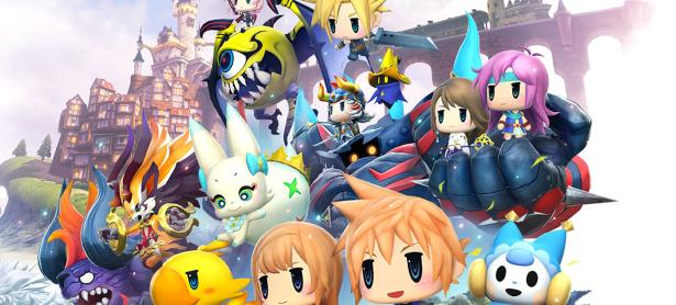 Anuncian <em>World of Final Fantasy: Meli-Melo</em> para iOS y Android