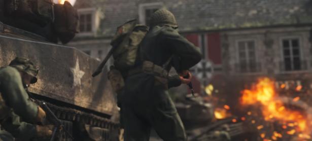 <em>Call of Duty: WWII</em> lidera por tercera vez las ventas de Reino Unido