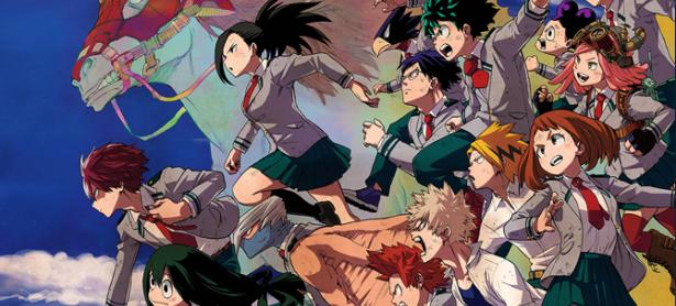 Tercera temporada de <em>Boku No Hero Academia</em> llega en abril de 2018