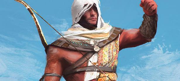 Sobek llega a Trial of the Gods de <em>Assassin's Creed: Origins</em>