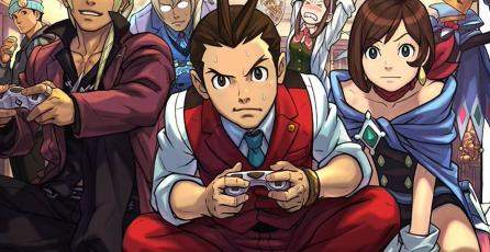 <em>Apollo Justice: Ace Attorney</em> ya debutó en 3DS