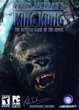 Peter Jackson´s King Kong: The Official Game of the Movie
