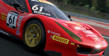 Lanzan demo de <em>Project CARS 2</em> para PlayStation 4, Xbox One y PC