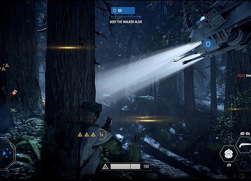 Galactic Assault es un modo épico