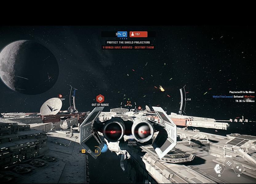 Las batallas aéreas son muy divertidas
