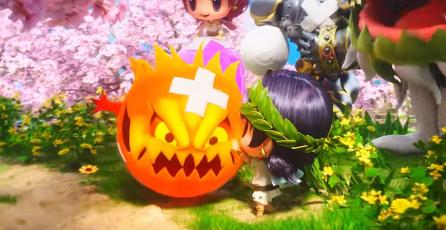 Checa el opening de <em>World of Final Fantasy: Meli-Melo</em>