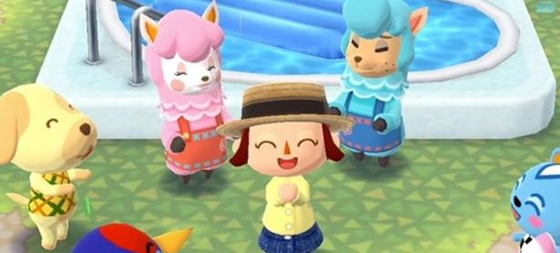 Celebra las fiestas con la actualización de <em>Animal Crossing: Pocket Camp</em>