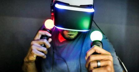 Ventas de dispositivos VR alcanzan nueva marca a nivel mundial