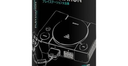 El libro <em>PlayStation Anthology</em> ya está disponible