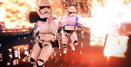 EA asegura que <em>Battlefront II</em> es uno de los mejores juegos que han hecho