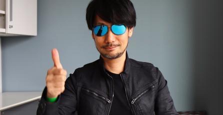 """Kojima explica por qué le pone <em>""""A Hideo Kojima Game""""</em> a sus juegos"""
