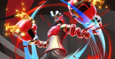 <em>ARMS</em> cuenta con un nuevo peleador