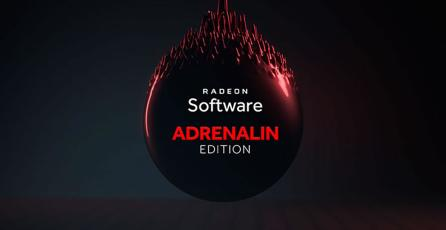 AMD presentó Radeon Software Adrenalin Edition