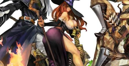 Checa los poderes de la Sorceress en <em>Dragon's Crown Pro</em>