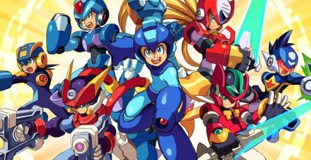 Nintendo comparte publicación sobre aniversario de <em>Mega Man</em>