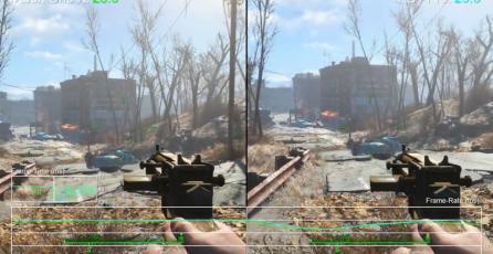 <em>Fallout 4</em> luce mejor en Xbox One X pero corre mejor en PS4 Pro