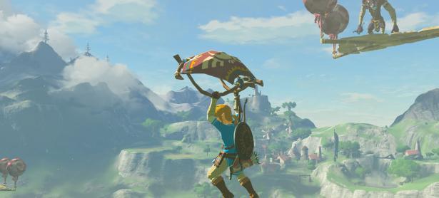 Habrá transmisión especial de <em>Zelda: Breath of the Wild</em> para Japón