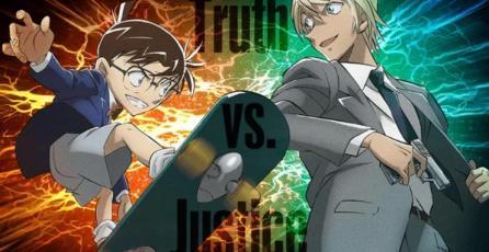 Liberan el primer teaser de la nueva película del <em>Detective Conan</em>