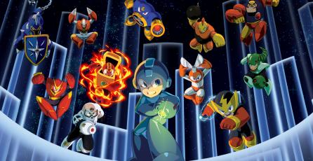 <em>Mega Man Legacy Collection</em> 1 y 2 llegarán a la Nintendo Switch