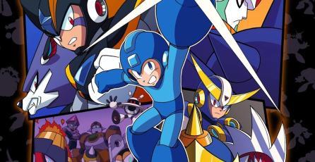 <em>Mega Man Legacy Collection </em>está en camino a Nintendo Switch