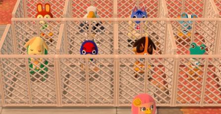 Sectas y cárceles: la curiosa tendencia de <em>Animal Crossing: Pocket Camp</em>