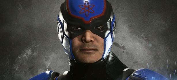 Así peleará Atom en <em>Injustice 2</em>