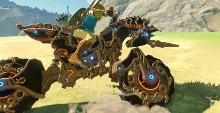 Revelan el primer tráiler del nuevo DLC de <em>The Legend of Zelda: Breath of the Wild</em>