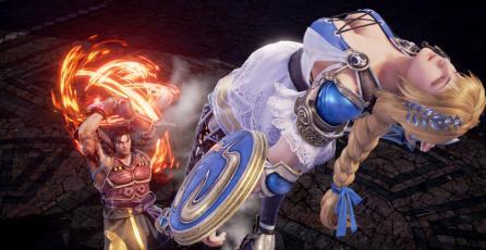 Mira el gameplay de <em>Soul Calibur VI</em> en acción