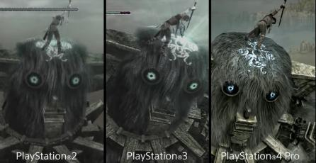 Así se comparan hasta ahora todas las versiones de <em>Shadow of the Colossus</em>