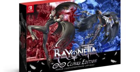 Edición especial de <em>Bayonetta</em> para Switch se agotó en minutos en Japón