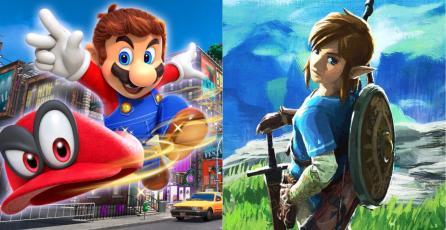 Nintendo lidera lista de los 20 juegos mejor valorados en Metacritic este 2017