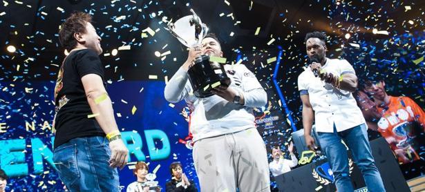 MenaRD ganó la Capcom Cup 2017