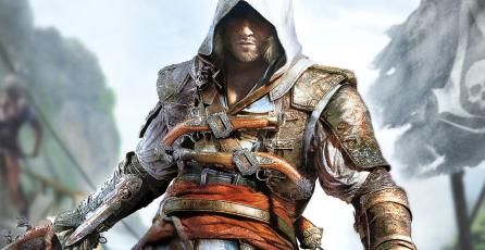 Consigue gratis una copia de <em>Assassin's Creed IV: Black Flag </em>para PC