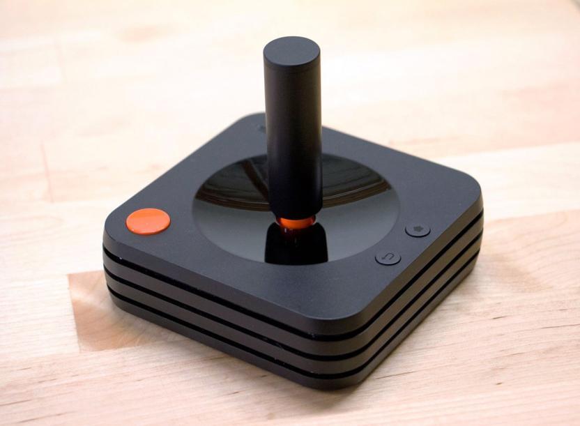 Así lucirá el control de Ataribox