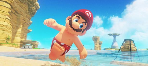 Jugador acaba <em>Super Mario Odyssey</em> sin saltar