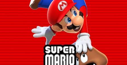 <em>Super Mario Run</em> fue el juego más popular de la App Store en 2017